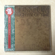 COLOSSEUM - DAUGHTER OF TIME - BRAND NEW CD
