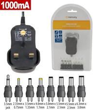 1000mA 3v to 12v Switch Mode Power Supply 8 DC Adaptors + USB