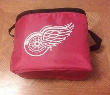 NHL Detroit Red Wings Insulated soft side Lunch Bag Cooler BIg Logo