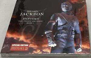 NEW Michael Jackson History Past Present and Future Book 1 Special Edition CD