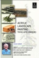 Acrylic Landscape Painting, Tools & Techniques - Hugh Greer - Art Education DVD
