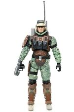 "Halo Reach Series 3 UNSC TROOPER SUPPORT STAFF RADIO Marine 5"" Figure McFarlane"