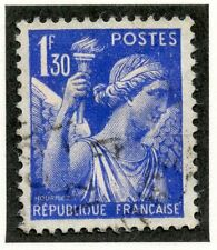 STAMP / TIMBRE DE FRANCE OBLITERE TYPE IRIS N° 434