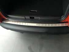for  Renault Captur 2013-2018 Stainless Outer  Rear Bumper Protector Cover 1*