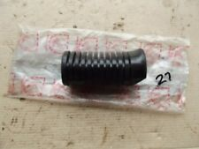 HONDA CB125S RIDERS FOOTREST RUBBER GENUINE NOS   50661 383 670    27