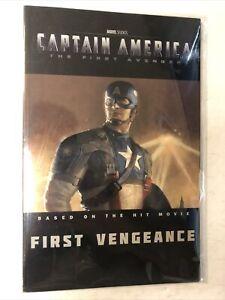 Captain America: First Avenger   First Vengeance TPB Softcover (2011) Van Lente