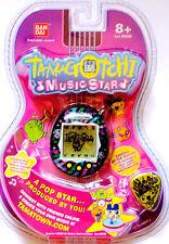 Tamagotchi Music Star Disco Rave Electronic Virtual Pet Interactive Game
