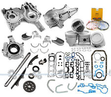 81-82 TOYOTA CORONA PICKUP CELICA 2.4L SOHC 8V 22R MASTER OVERHAUL ENGINE KIT