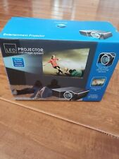 LED Projector Lcd Image System Entertainment Projector. BRAND NEW!!!
