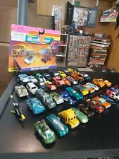 Micro Machines Lot 41 Cars One Carded Micro World Mixed Vehicles