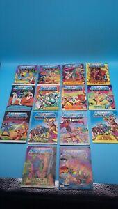 Masters of the Universe | MotU | MINI COMIC | Sammlung Konvolut Mattel 80er