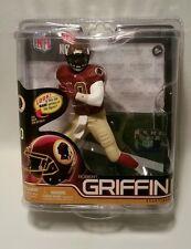 ☆ MCFARLANE TOYS ROBERT GRIFFIN III FIGURE NFL SERIES 31 EXCLUSIVE THROWBACK F/S