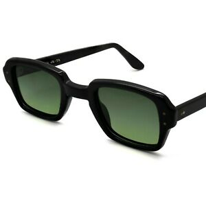 US Army vintage sunglasses, made in USA. Famous BCG Military Issue glasses Black