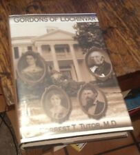 GORDONS of LOCHINVAR Genealogy 2008 First TUTOR Free US Shipping RARE!