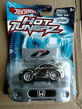 Hot Wheels Hot Tunerz Honda Chrome Civic. 1/15,000. Rare treasure hunt TH