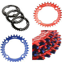 NW Single Narrow Wide 9/10/ 11 Speed Bike Bicycle Chain Ring 104 BCD 32 34 36T
