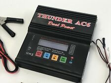 Thunder AC6 Smart LiPo Balance Charger/Discharger w/ AC Adapter - USED