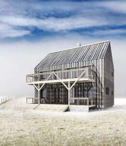"House plan ""Barn House"""