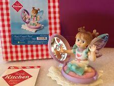 "My Little Kitchen Fairies ""MAMA'S COMPACT FAIRIE"" 2010"