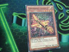 Chronomaly Golden Jet Common Unlimited (REDU-EN011) Yugioh card