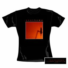 ANATHEMA - hindsight - Girlie Girl Damen Woman Shirt - Größe Size S/M
