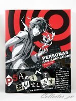 3 - 7 Days | PERSONA 5 the Animation Artworks from JP