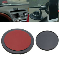 For GPS /Phone Car Dashboard Mount Holder Disc Adhesive Suction Disk Sticky Pad