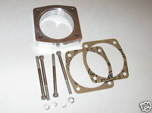 fit's 2001-2009 NISSAN MAXIMA Throttle Body Spacer 350Z (FIT'S: 3.5L)