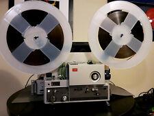 Elmo TRV-R8 estándar 8mm decodificador Proyector cinturones Conjunto de 2