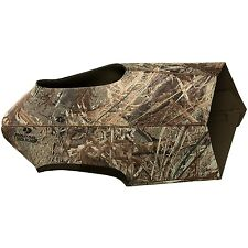 TANGLEFREE Neoprene Dog Vest Hunting Parka Large Mossy Oak Camo 5mm NEW