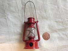 Vintage Red Lantern Shaped Pencil Sharpener