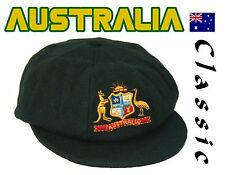 Australia Cricket ACB 2017 Baggy Green Cap Hat.Test Ashes.Odi T20. Coat of Arms