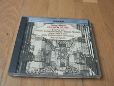 Michael Haydn : Church Music - Eva Marton - Szabo - CD Hungaroton W.Germany