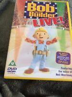 Bob The Builder - LIVE! [DVD] [1999] - DVD