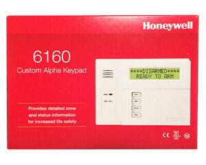 Honeywell/Ademco 6160 Alpha Display Keypad (Open Box)