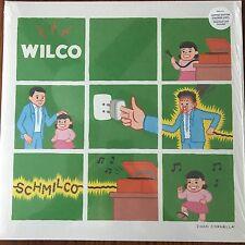 Wilco Schmilco Orange Colored Vinyl Record LP
