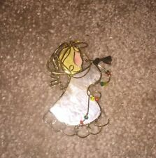 Hawaiian Shell Christmas Ornament Euc Angel Beautiful