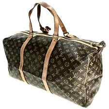 Louis Vuitton Monogram Keepall 55 M41424 Used