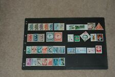 Monaco Coll. Of Sets & Singles(M&U)-Nrs. 100-02,177-81,204-08,196, 197 and others