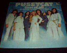 PUSSYCAT - FIRST OF ALL, LP VINYL RECORD