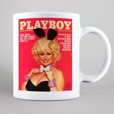 Dolly Parton Playboy Mug, Playboy cover Tea Coffee Mug, FREE UK Delivery