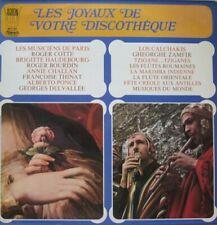 LES JOYAUX DE VOTRE DISCOTHEQUE    -  LP
