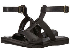 Born Womens Sofia  Ankle Strap  Casual Comfort Adjustable Buckle Sandals Shoes