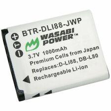 Wasabi Power Battery for Pentax D-LI88, D-L188