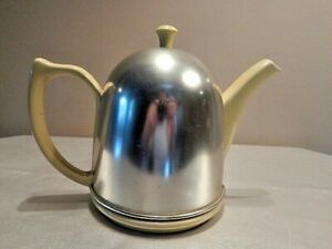 Vintage 1950's Yellow Hall Teapot with Cozy Cover