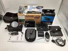 Sony VAIO VGN-UX180P  4.5-inch UMPC  BUNDLE PACKAGE