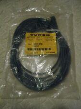 TURCK WKC4T-5/TEL Actuator and Sensor Cable