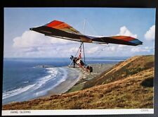 New listing POSTCARD unposted HANG GLIDING C6515