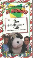 Gospel According To St Bernard The Christmas Gift Vhs A special Christmas Story