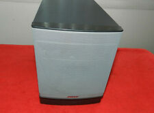 ◻️ Bose Companion 3 Series II Multimedia System Subwoofer Only.